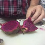 Sweet dragon fruit