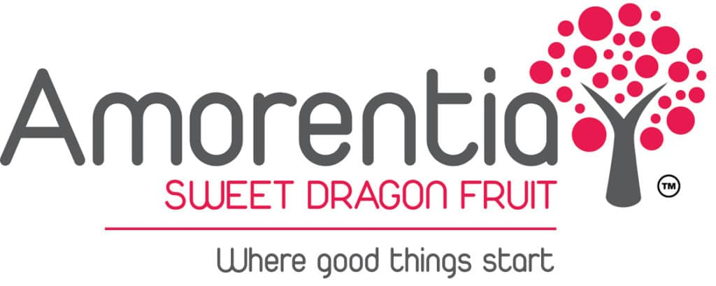 Amorentia Dragon Fruit Logo